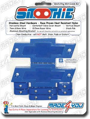 Smoothie Bowtie Wire Loom Kit 7-8 mm wire