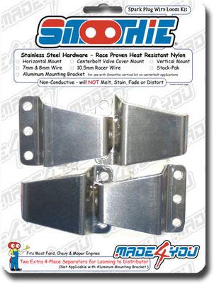Smoothie Side Mount Aluminum Bracket Kit