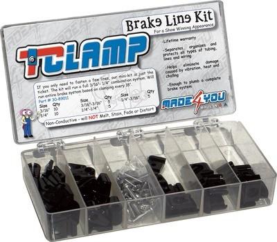 Brake Line Kit