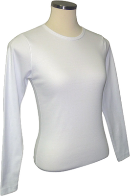 Camiseta Feminina Manga Longa