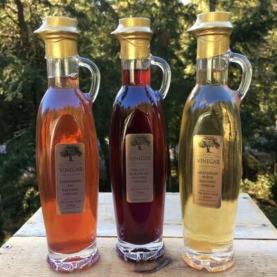 Fruit Balsamic Vinegars ~ 250ml