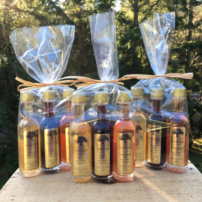 Gift Bag ~ Fruit Balsamic Vinegar