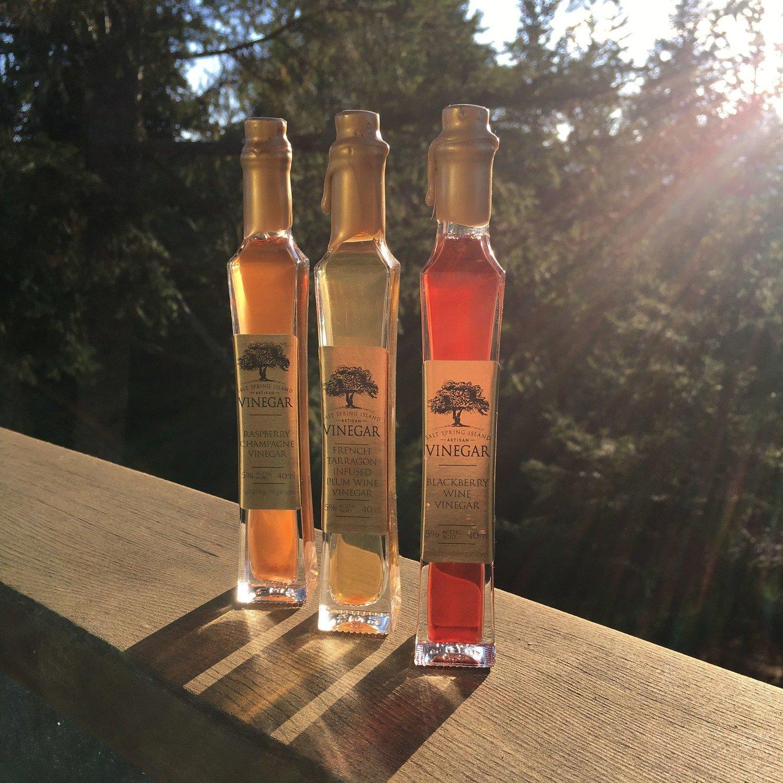 Fruit Wine Vinegars 40ml