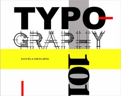 eBook: TYPOGRAPHY 101