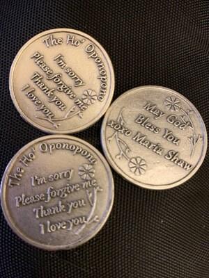 Ho'Oponopono Karma Coins