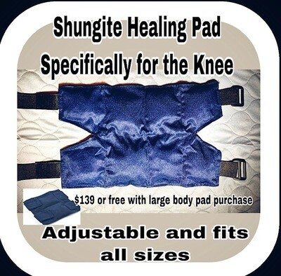Shungite Knee Pad