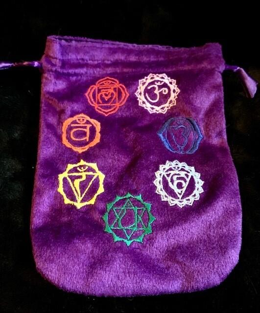 Tarot or Gemstone Bag