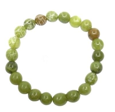 Green Chinese Jade Bracelets