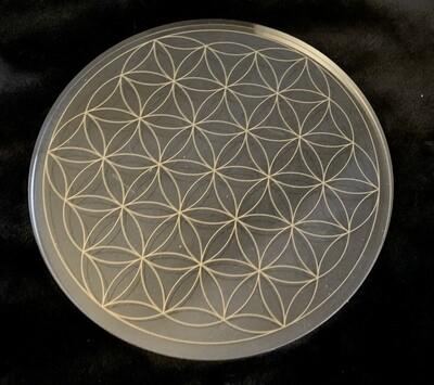 Manifesting Grid Plate - Circle