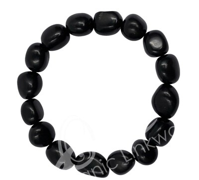 Black Jet Bracelet with Free shipping!