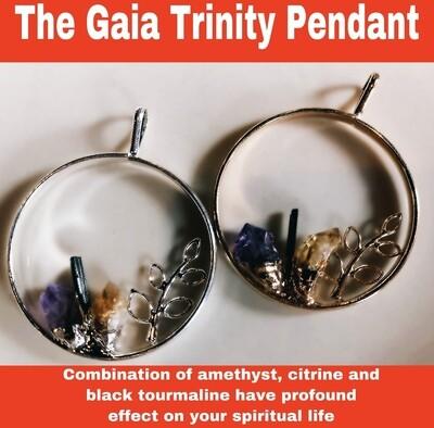 The Gaia Trinity Pendant