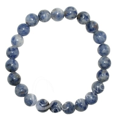 Sodalite Bracelets - Weight Loss, Endurance, Communication