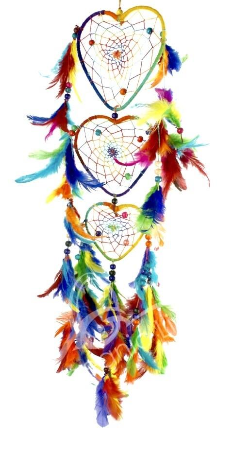 Chakra Heart Dream Catcher