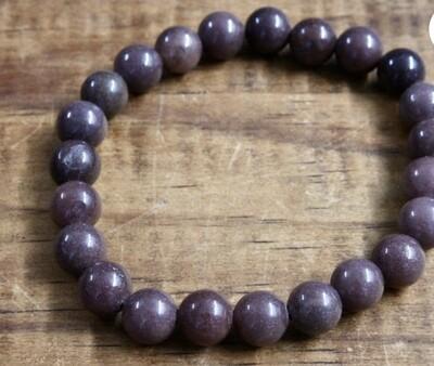 Purple Aventurine Bracelet.