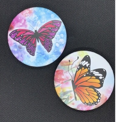 Butterfly Mirrors - Assorted Style, We Choose