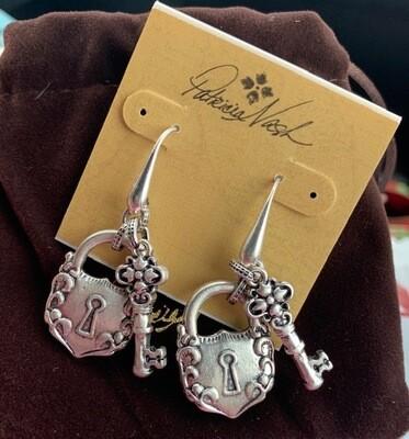 Patricia Nash Designer Earrings