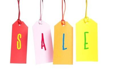 GEMSTONE BRACELET SALE - 5 for $99!