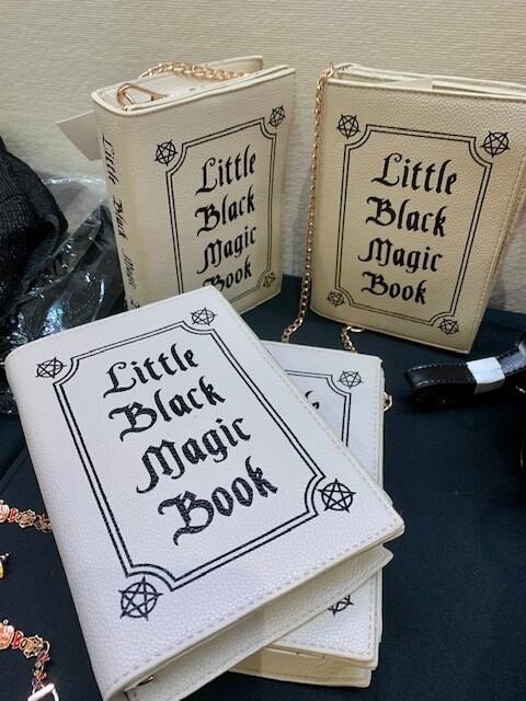 Magic Book Purse