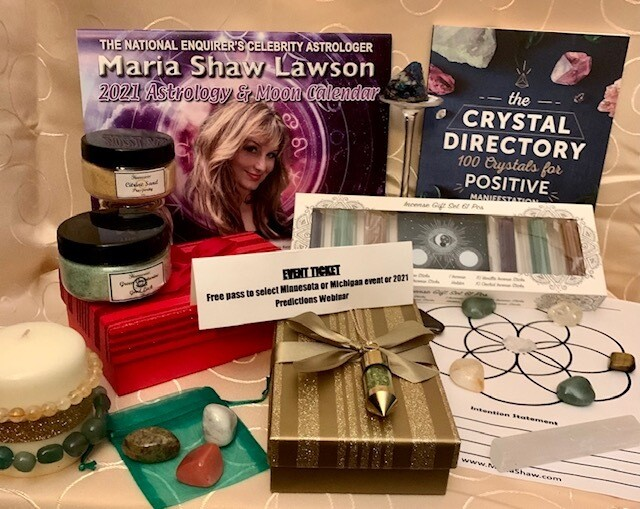 Prosperity, Good Luck, and Manifesting Kit