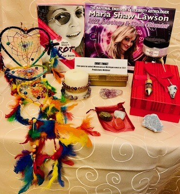 Holiday Intuitive/Spiritual Gift Package