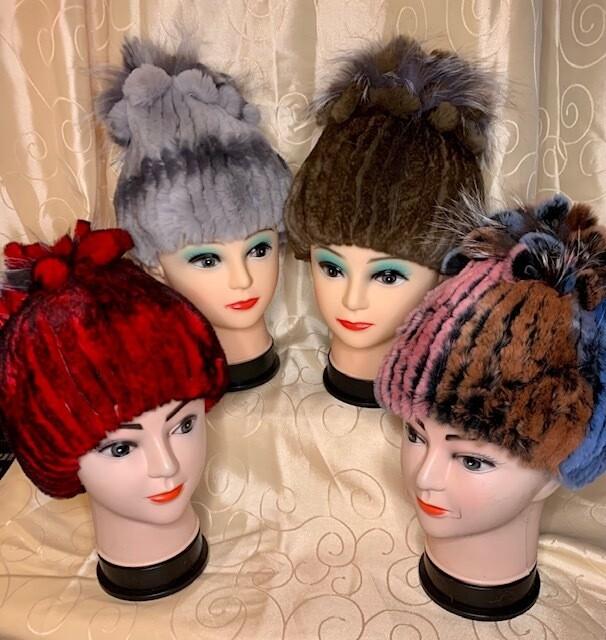 Rabbit Fufu Hats