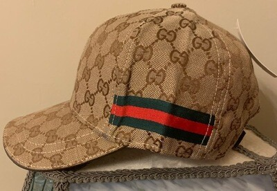 Gucci Inspired Ball Caps