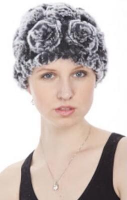Fancy Rex Rabbit Fur Hats