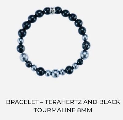 Black Tourmaline & Terahertz Bracelets Save $5 today