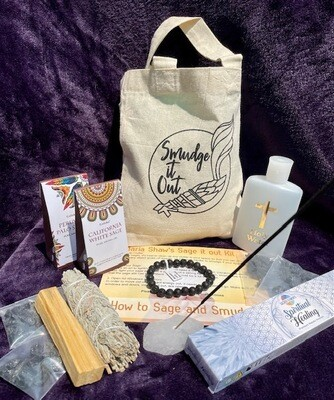 Smudge it Out Kits.