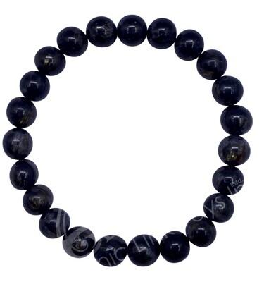 Glaucophane Bracelets