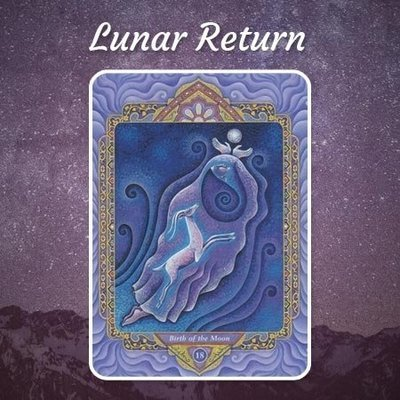Lunar Return Reports