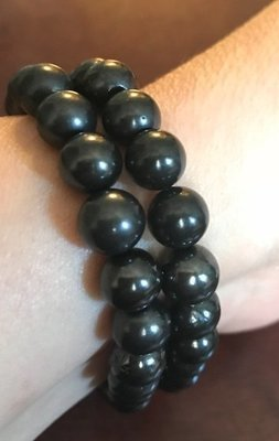Shungite Bracelets- Back in stock now!