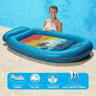 Comfort Lounge-Surfer Sunset