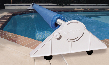 Solar Reel EMX for In-Ground Pools - Up to 20' Wide