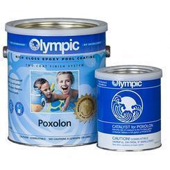 Bikini Blue - Quart Epoxy Poxolon2