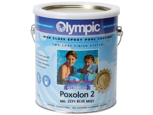 Blue Mist - Gallon Epoxy Poxolon2