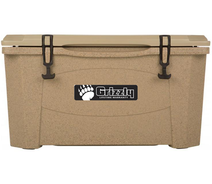 Grizzly Cooler G60 - Sandstone/Tan
