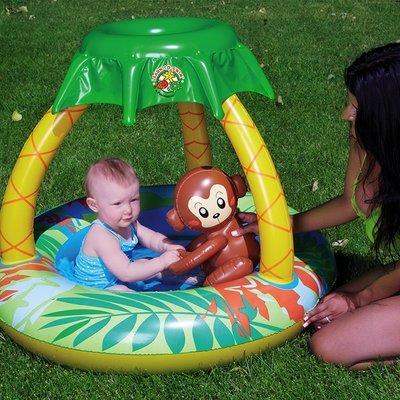 Go Bananas Monkey Pool