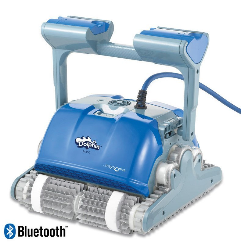 Dolphin M400 Bluetooth Enabled  In-Ground Pool Cleaner (In Store Only)
