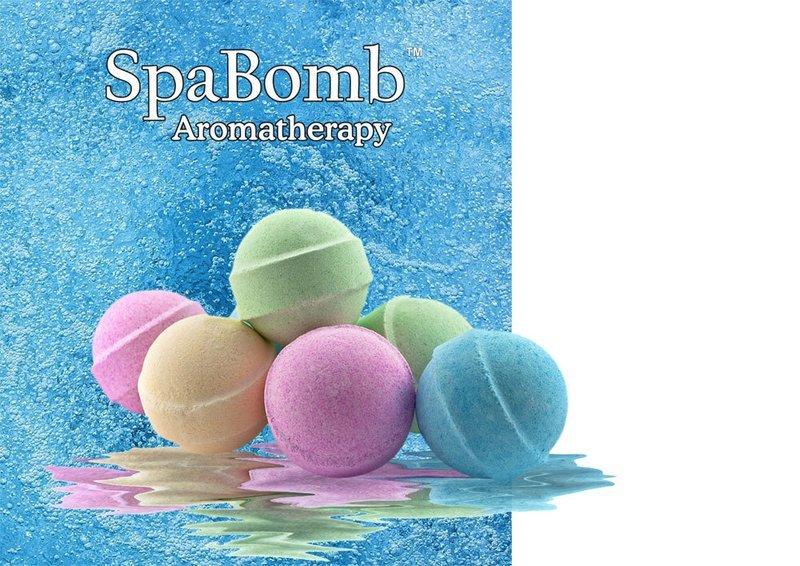 Aromatherapy Spa Bombs