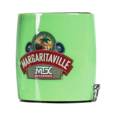 Margaritaville Bluetooth Sound Shot Mini Speaker (Green or Black)