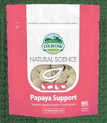 Oxbow Natural Science Papaya Support