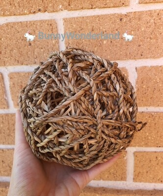Large Natural Seagrass Ball 15cm