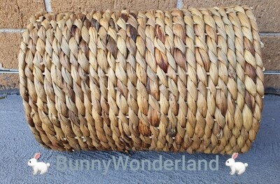 Rosewood Hyacinth Grass Tunnel Large