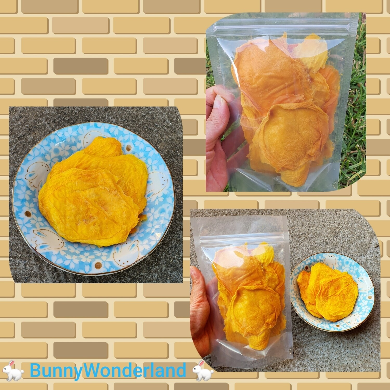 Natural Dried Mango 100g