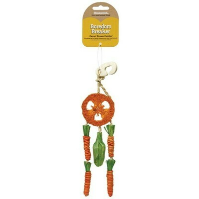 Rosewood Carrot Dream Catcher