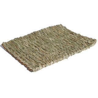 Rosewood Woven Chill 'N' Cratch Grass Mat XL