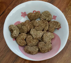 Mosuki Pear Bunny Cookies