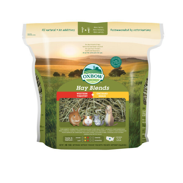 Oxbow Hay Blend Timothy/Orchard 1.13kg