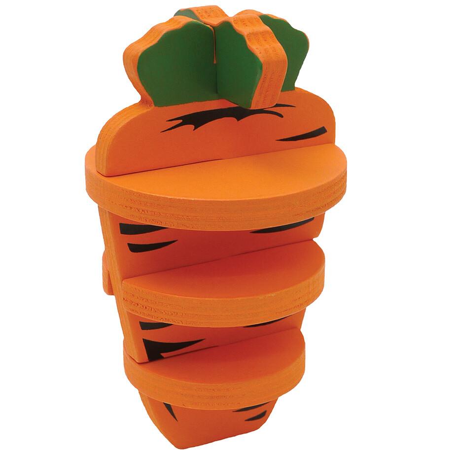 Rosewood Boredom Breaker Woodies 3-D Carrot